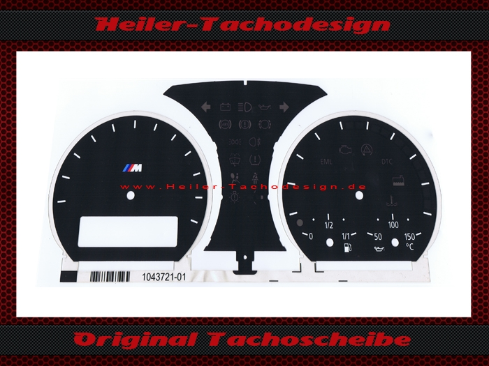 tachoscheibe tachofolie tacho folie scheibe bmw z4 e85 m. Black Bedroom Furniture Sets. Home Design Ideas