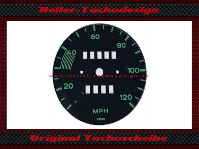 speedometer porsche 356 mph to kmh. Black Bedroom Furniture Sets. Home Design Ideas