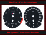 Original Tachoscheibe BMW X5 BMW X6 M - Power E70 E71