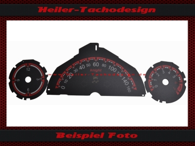 Tachoscheibe Smart Fortwo Typ 451 Modell 2011
